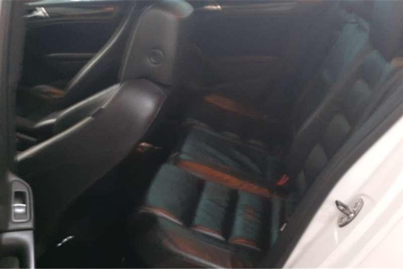VW Golf GTI DSG 2012