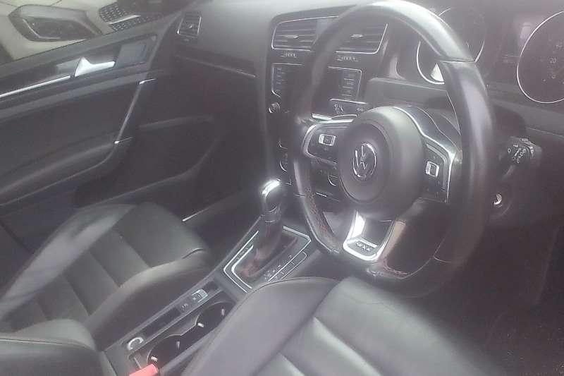 VW Golf GTI DSG 2014