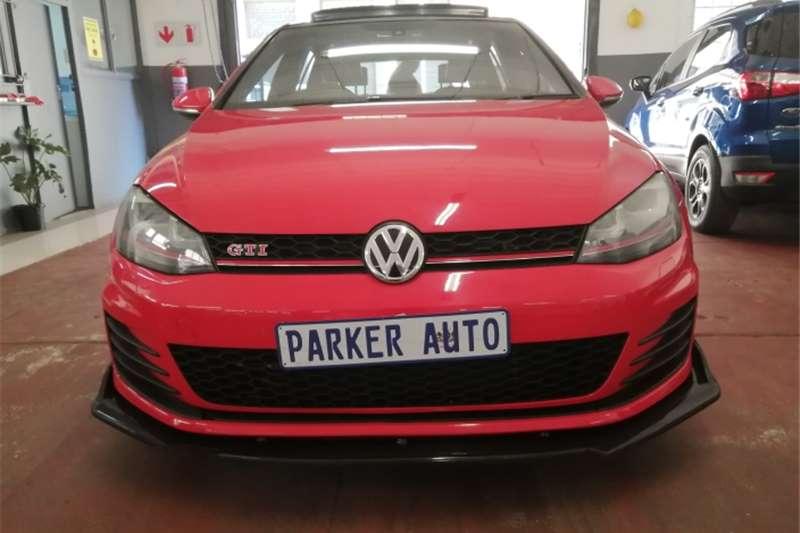 2014 VW Golf Golf GTI DSG