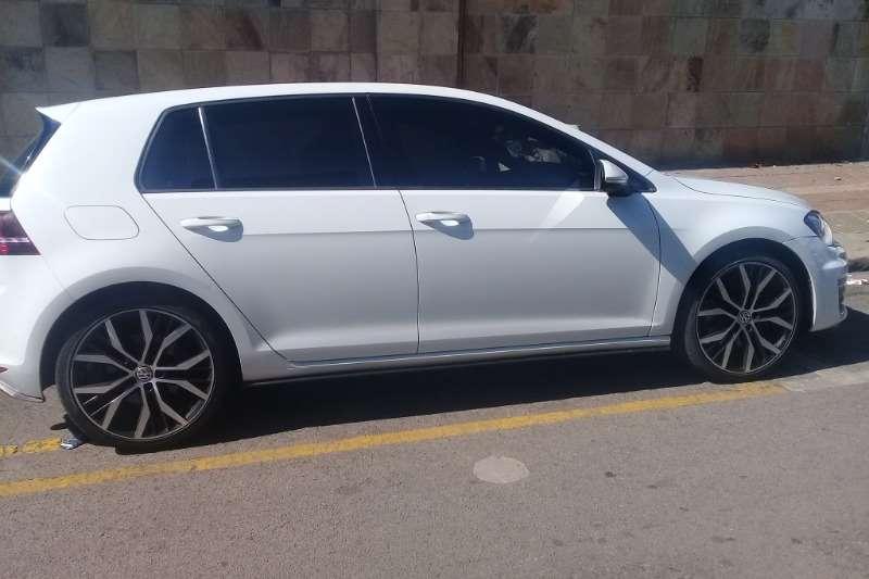 VW Golf GTI DSG 2015