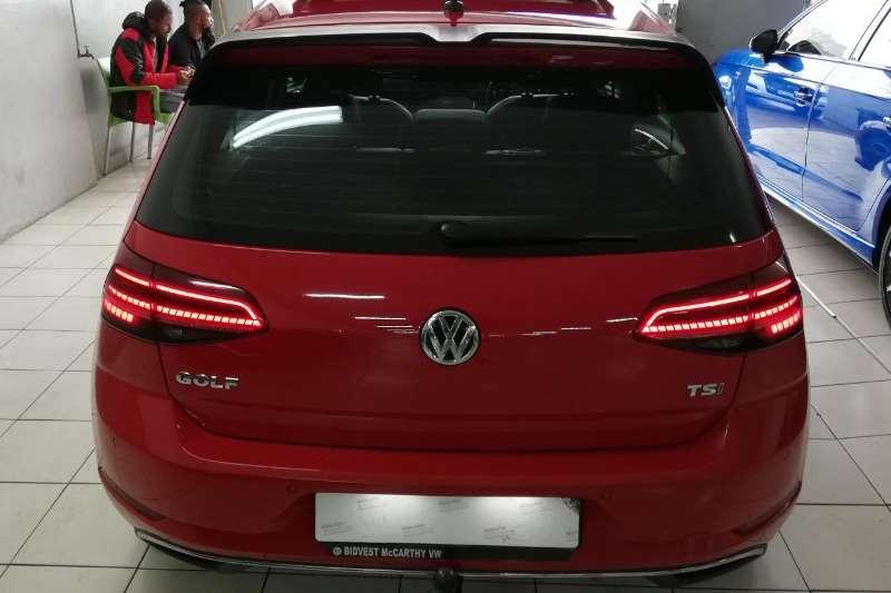 VW Golf GTI DSG 2017