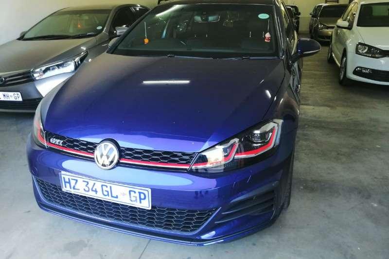 VW Golf GTI DSG 2018