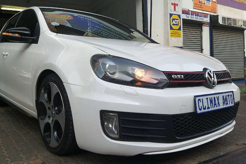 VW Golf GTI DSG AUTO 2012
