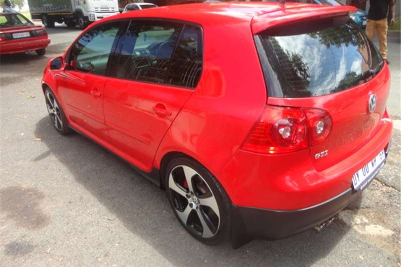 VW Golf GTI DSG HATCHBACK 2008