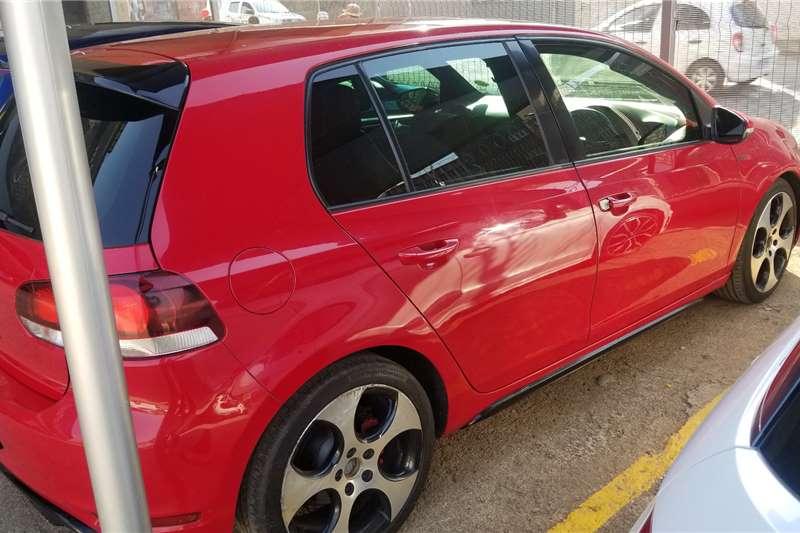 VW Golf GTI Edition 35 2012