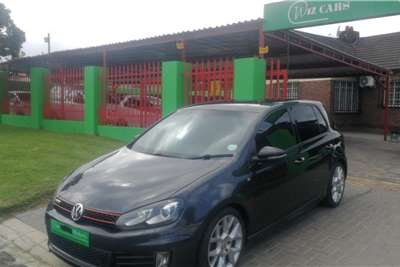 VW Golf GTI Edition 35 2012
