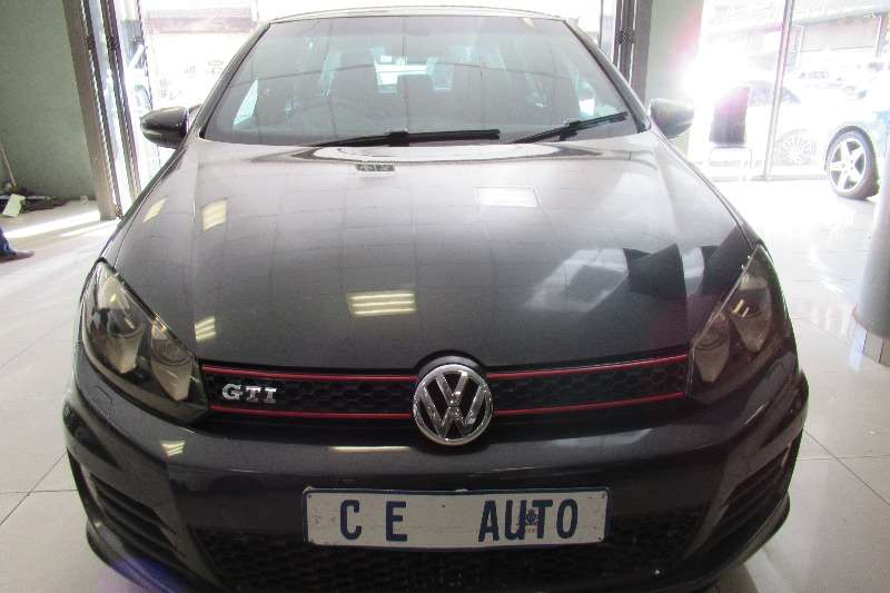 VW Golf GTI Edition 35 2013
