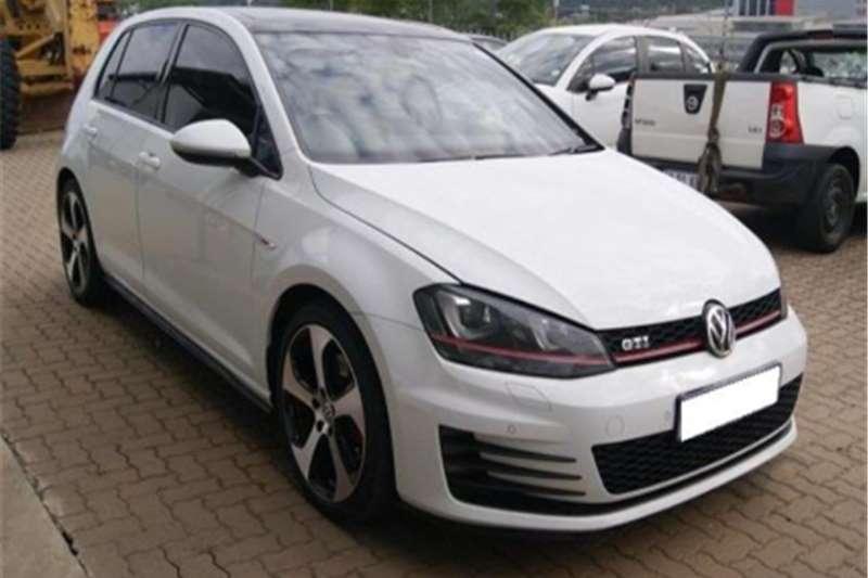 VW Golf GTI Edition 35 2013