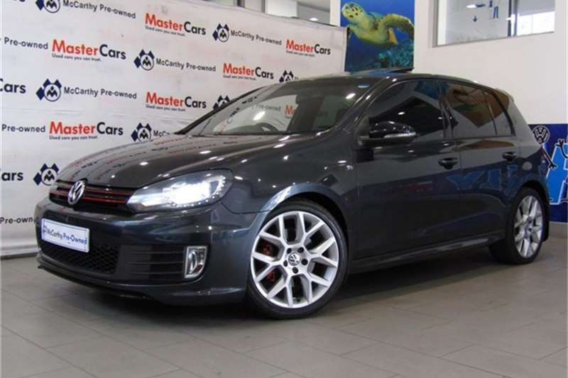 VW Golf GTI Edition 35 auto 2012