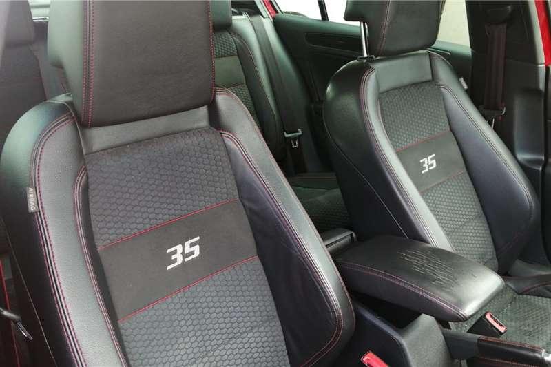 VW Golf GTI Edition 35 auto 2012