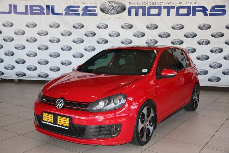 VW Golf GTI Performance auto 2010