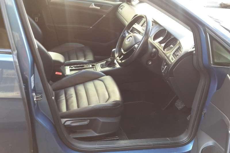 VW Golf GTI Performance auto 2013