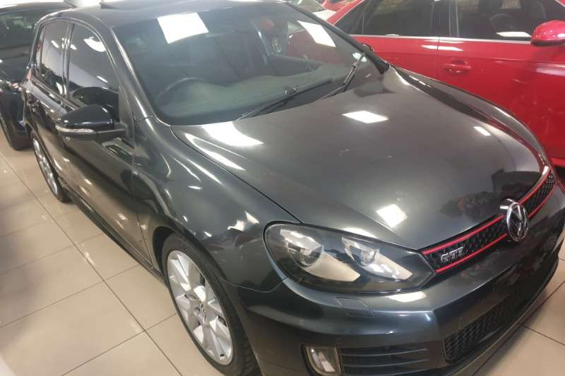 VW Golf GTI Performance auto 2014