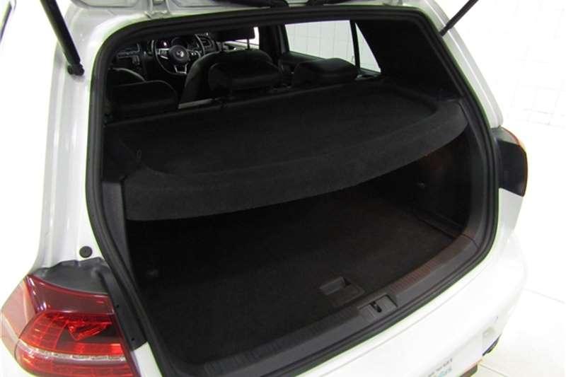 VW Golf GTI Performance auto 2015