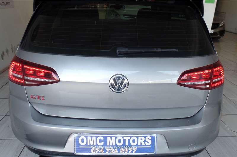 Used 2015 VW Golf GTI Performance auto