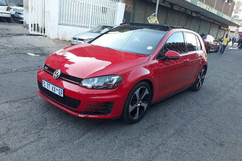 VW Golf GTI Performance auto 2016