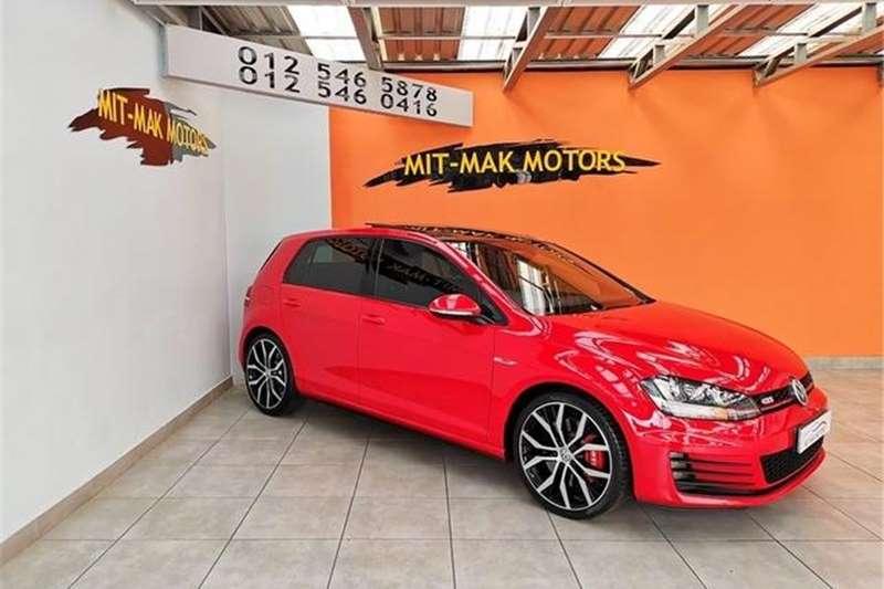 VW Golf GTI Performance Auto 2016