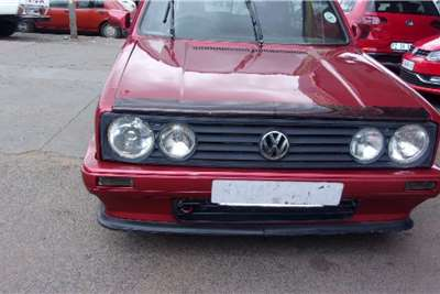VW Golf Hatch 2007