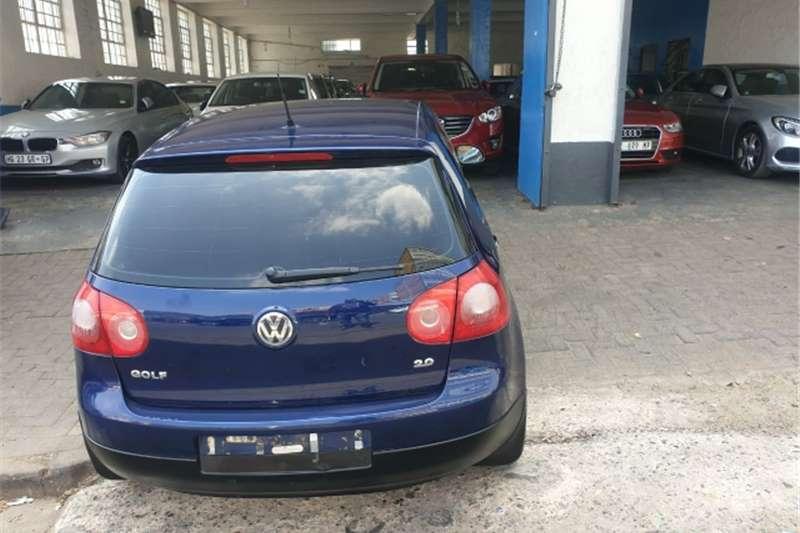 Used 2007 VW Golf Hatch