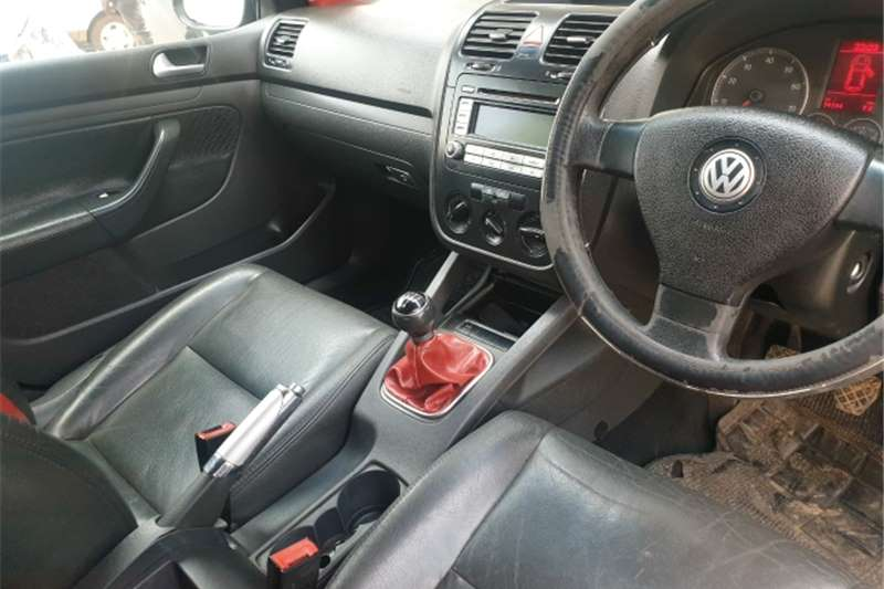 2007 VW Golf hatch