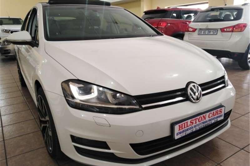 2015 VW Golf hatch
