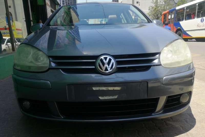 VW Golf Hatch GOLF 2.0 FSI SPORTLINE 2005