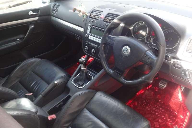 VW Golf Hatch GOLF GTI 2.0T FSI 2007