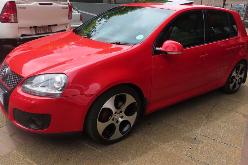 VW Golf Hatch GOLF GTI 2.0T FSI 2009