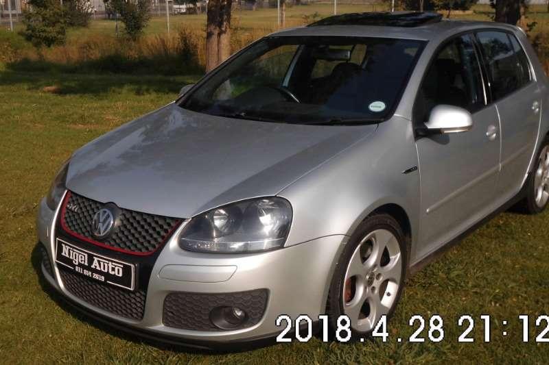 VW Golf Hatch GOLF GTI 2.0T FSI DSG 2007