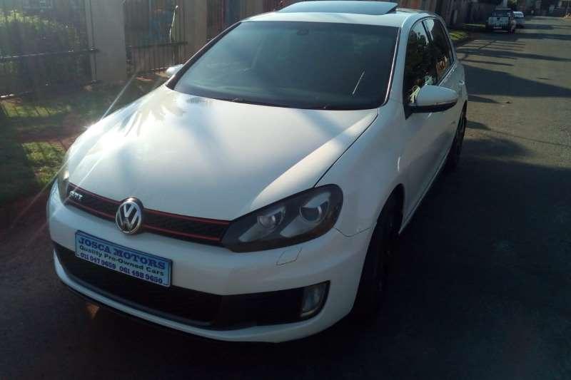 VW Golf Hatch GOLF GTI 2.0T FSI DSG 2012