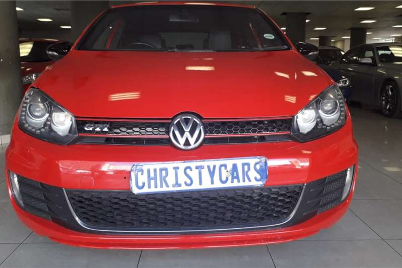 VW Golf Hatch GOLF GTI 2.0T FSI DSG 2012