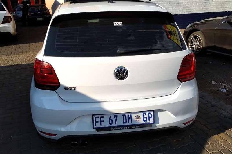 VW Golf Hatch GOLF GTI 2.0T FSI DSG 2016