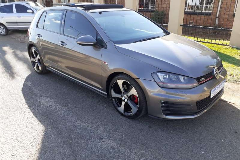 VW Golf Hatch GOLF GTI 2.0T FSI DSG 2017