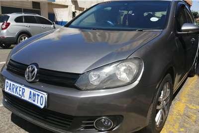 VW Golf Hatch GOLF VI 1.4 TSi COMFORTLINE 2010