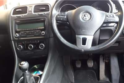 VW Golf Hatch GOLF VI 1.4 TSi COMFORTLINE 2011