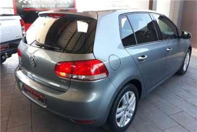 VW Golf Hatch GOLF VI 1.4 TSi COMFORTLINE 2012