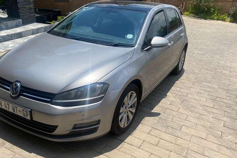 VW Golf Hatch GOLF VI 1.4 TSi COMFORTLINE DSG 2014