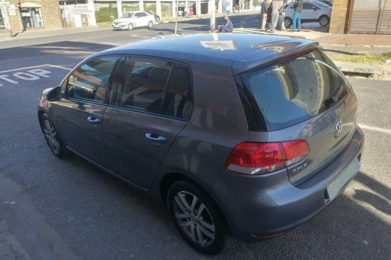 Used 2011 VW Golf Hatch GOLF VI 1.4 TSi HIGHLINE (118kw)