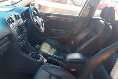 Used 2011 VW Golf Hatch GOLF VI 1.6i TRENDLINE