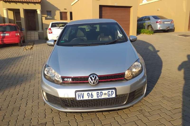 Vw Golf Hatch Golf Vi Gti 2 0 Tsi Dsg For Sale In Gauteng Auto Mart
