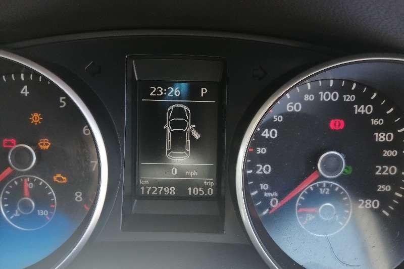 VW Golf Hatch GOLF VI GTI 2.0 TSI DSG 2011