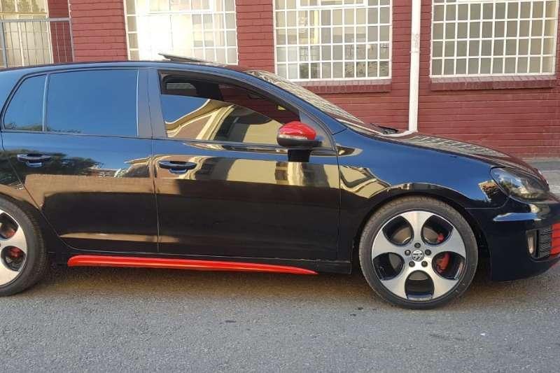 VW Golf Hatch GOLF VI GTI 2.0 TSI DSG 2012