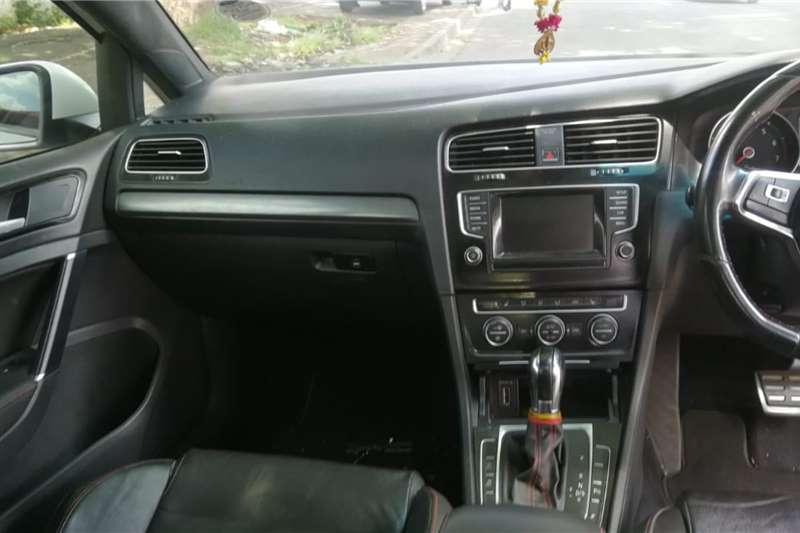 Used 2015 VW Golf Hatch GOLF VI GTI 2.0 TSI DSG