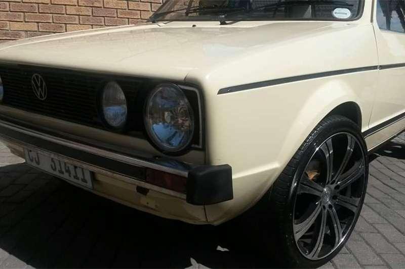 VW Golf Hatch GOLF VII 1.0 TSI COMFORTLINE 1980