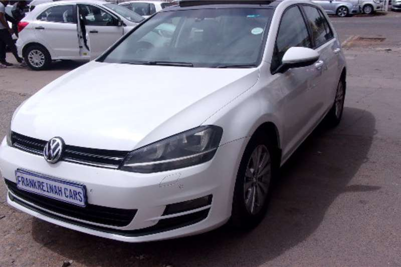Used 2014 VW Golf Hatch GOLF VII 1.4 TSI COMFORTLINE