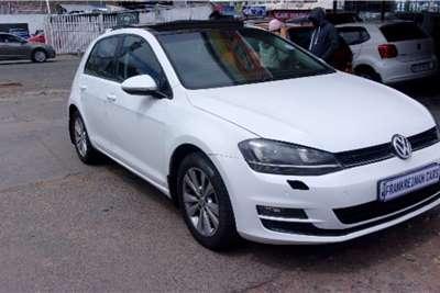 VW Golf Hatch GOLF VII 1.4 TSI COMFORTLINE 2014