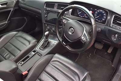 Used 2017 VW Golf Hatch GOLF VII 1.4 TSI COMFORTLINE