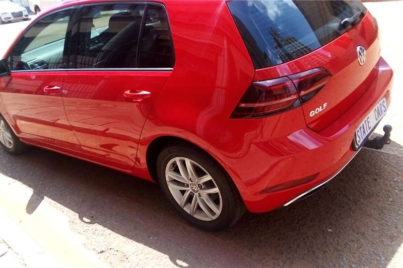 2017 VW Golf hatch GOLF VII 1.4 TSI COMFORTLINE DSG