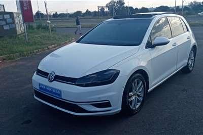 Used 2017 VW Golf Hatch GOLF VII 1.4 TSI COMFORTLINE DSG