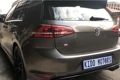 VW Golf Hatch GOLF VII 2.0 TSI R 2015